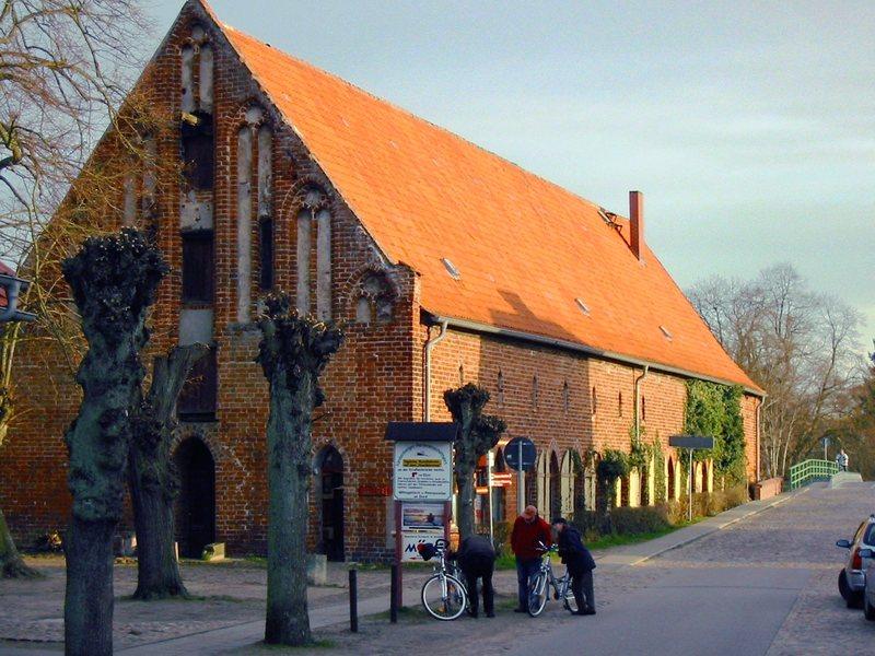 Kloster Himmelpfort: das sogenannte Brauhaus